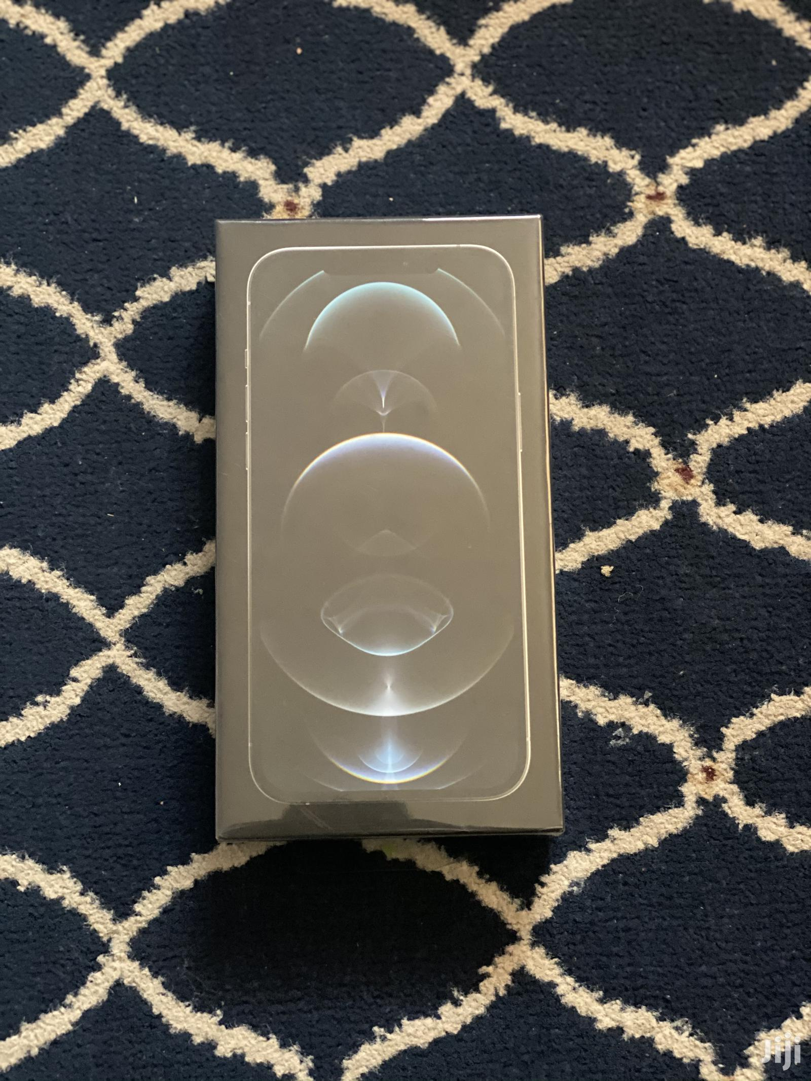 New Apple iPhone 12 Pro Max 256GB Silver