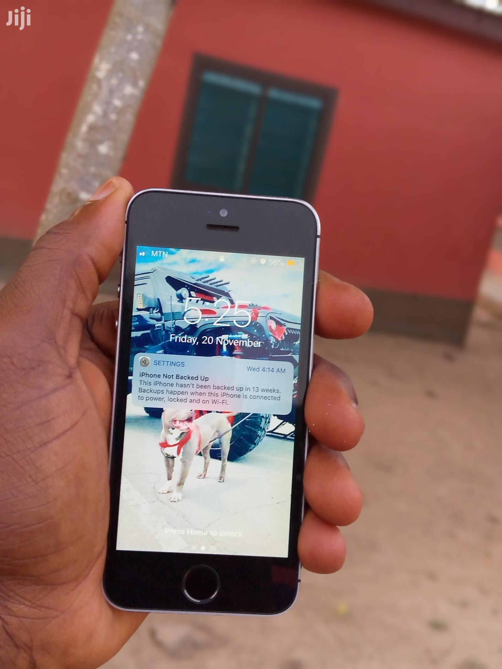 Apple iPhone 5s 32 GB Gray   Mobile Phones for sale in Ketu South Municipal, Volta Region, Ghana