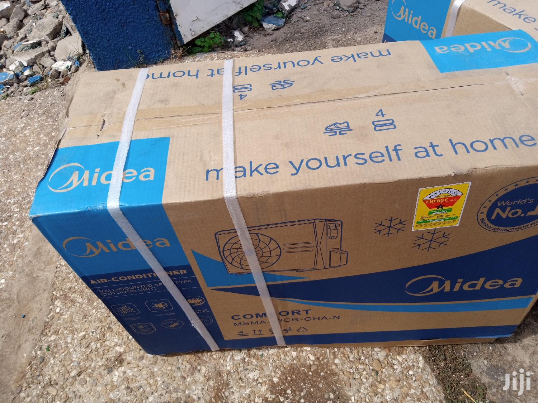 New Inbox Midea Aircondition 1.5hp Split White