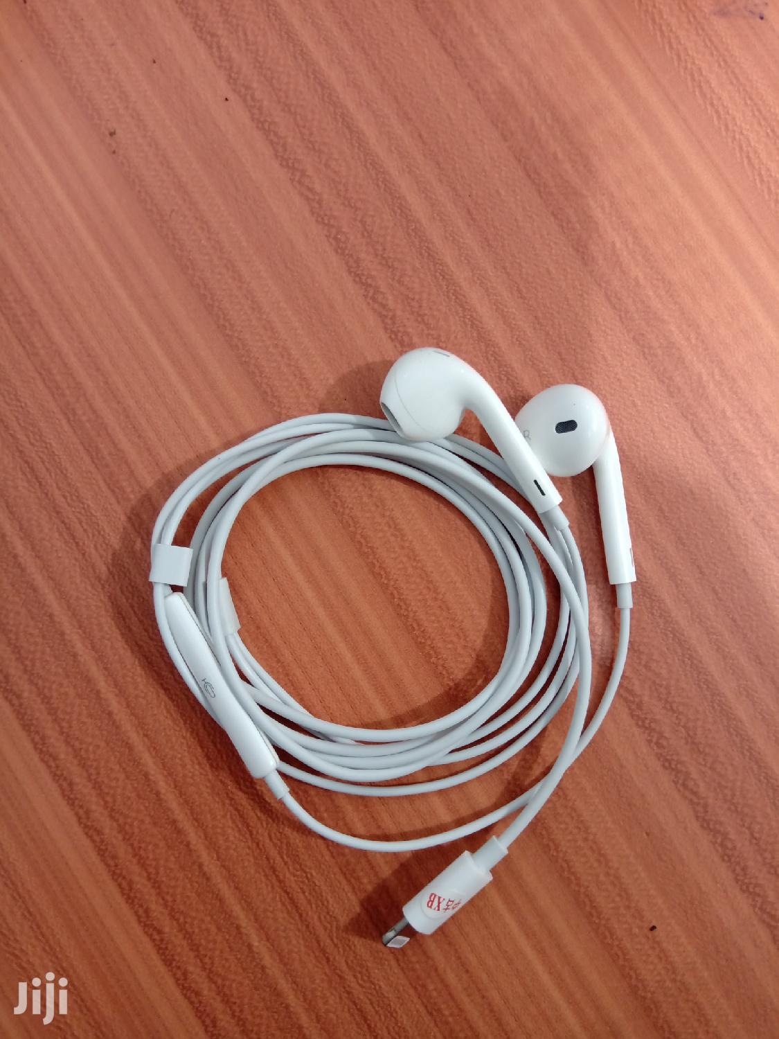 iPhone Lightning Earphone | Accessories for Mobile Phones & Tablets for sale in Accra Metropolitan, Greater Accra, Ghana