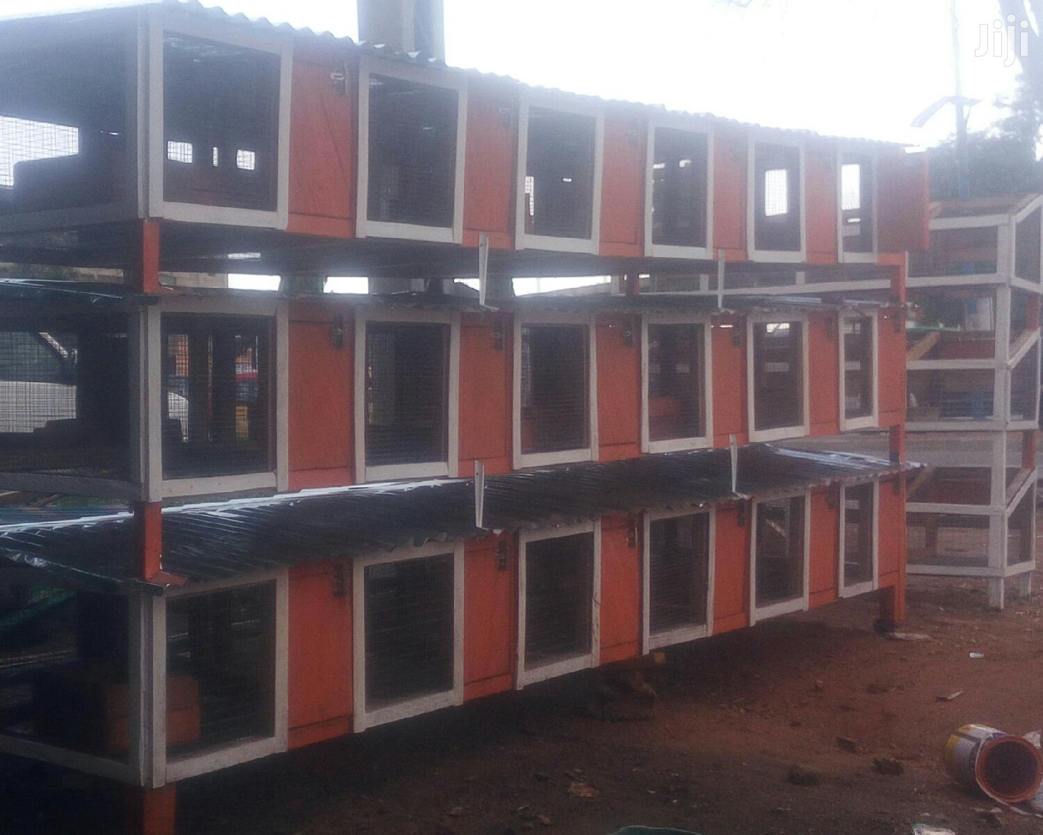 Amazing Rabbit Cage For Sale | Pet's Accessories for sale in Roman Ridge, Greater Accra, Ghana