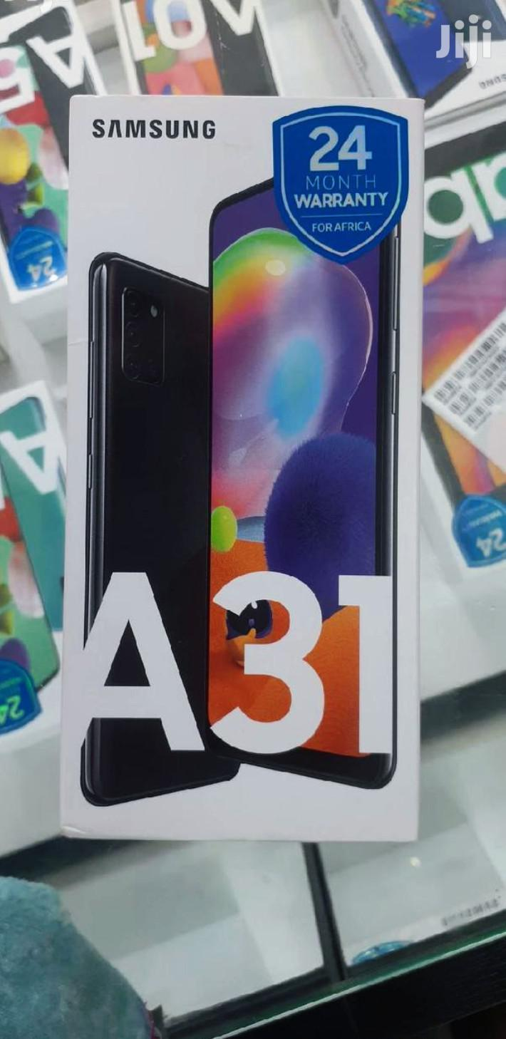 Archive: New Samsung Galaxy A31 128 GB Blue