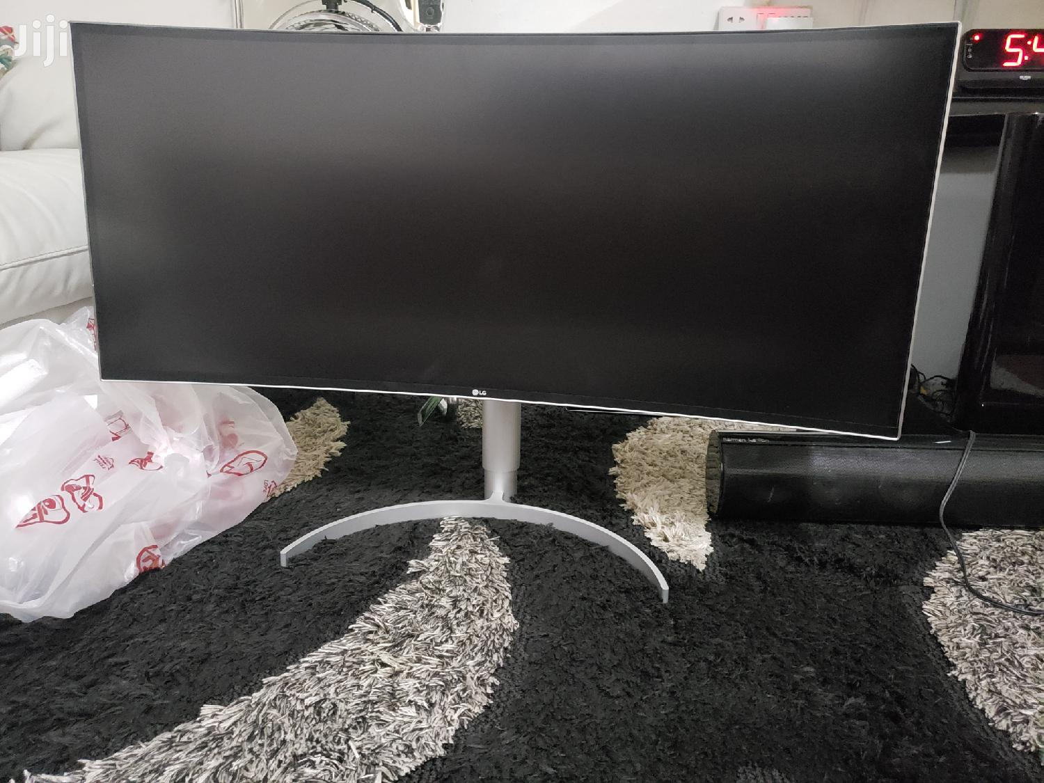 Archive: LG 34 Inches Curved Gaming Monitor