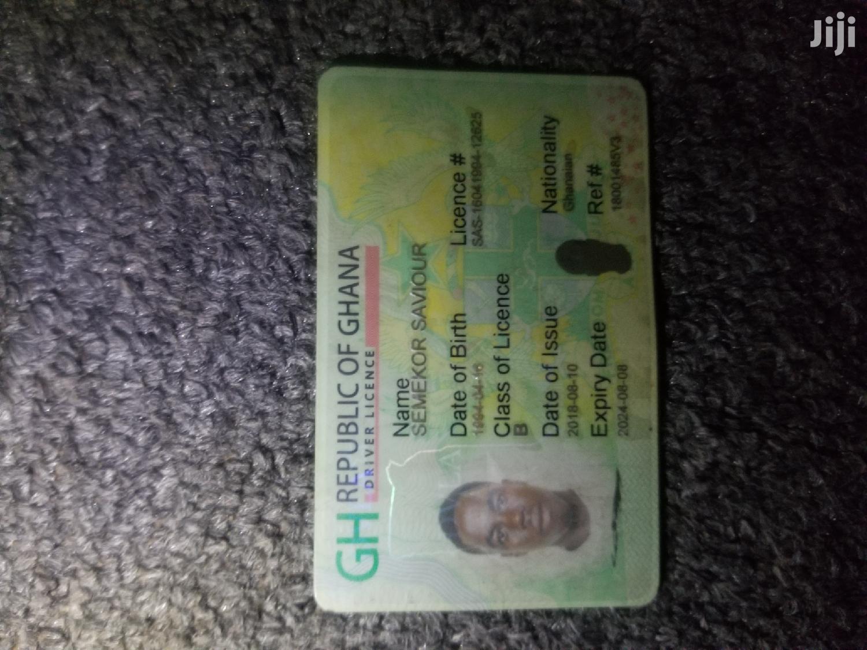 Tro Tro/ Taxi Driver With License B