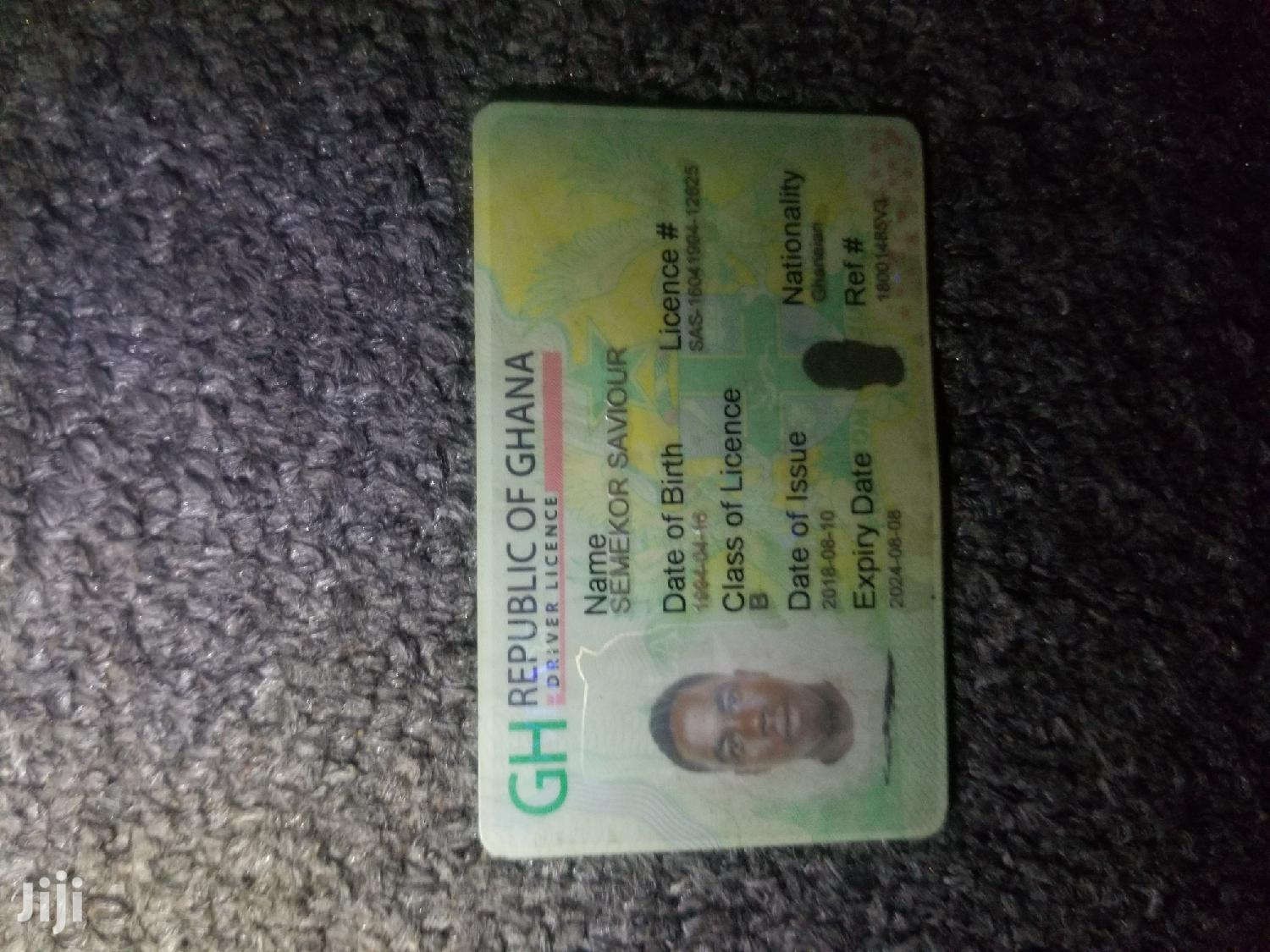 Tro Tro/ Taxi Driver With License B   Driver CVs for sale in Achimota, Greater Accra, Ghana