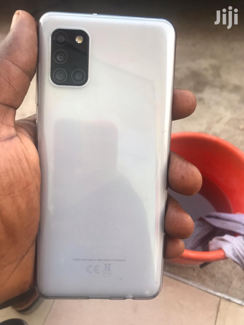 Archive: New Samsung Galaxy A31 128 GB White
