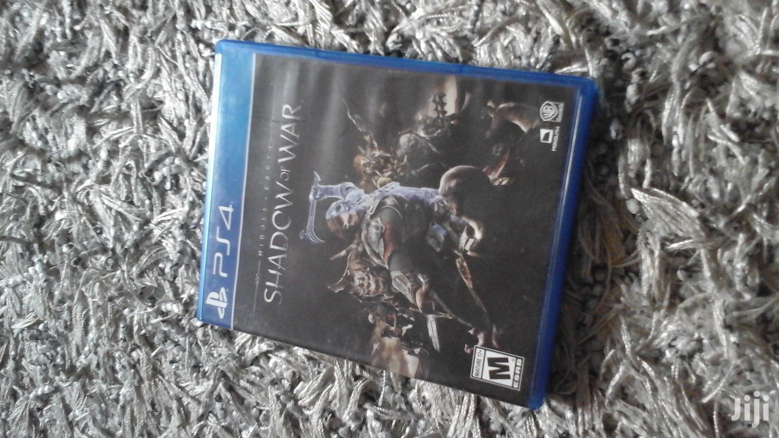 Archive: Shadow of War