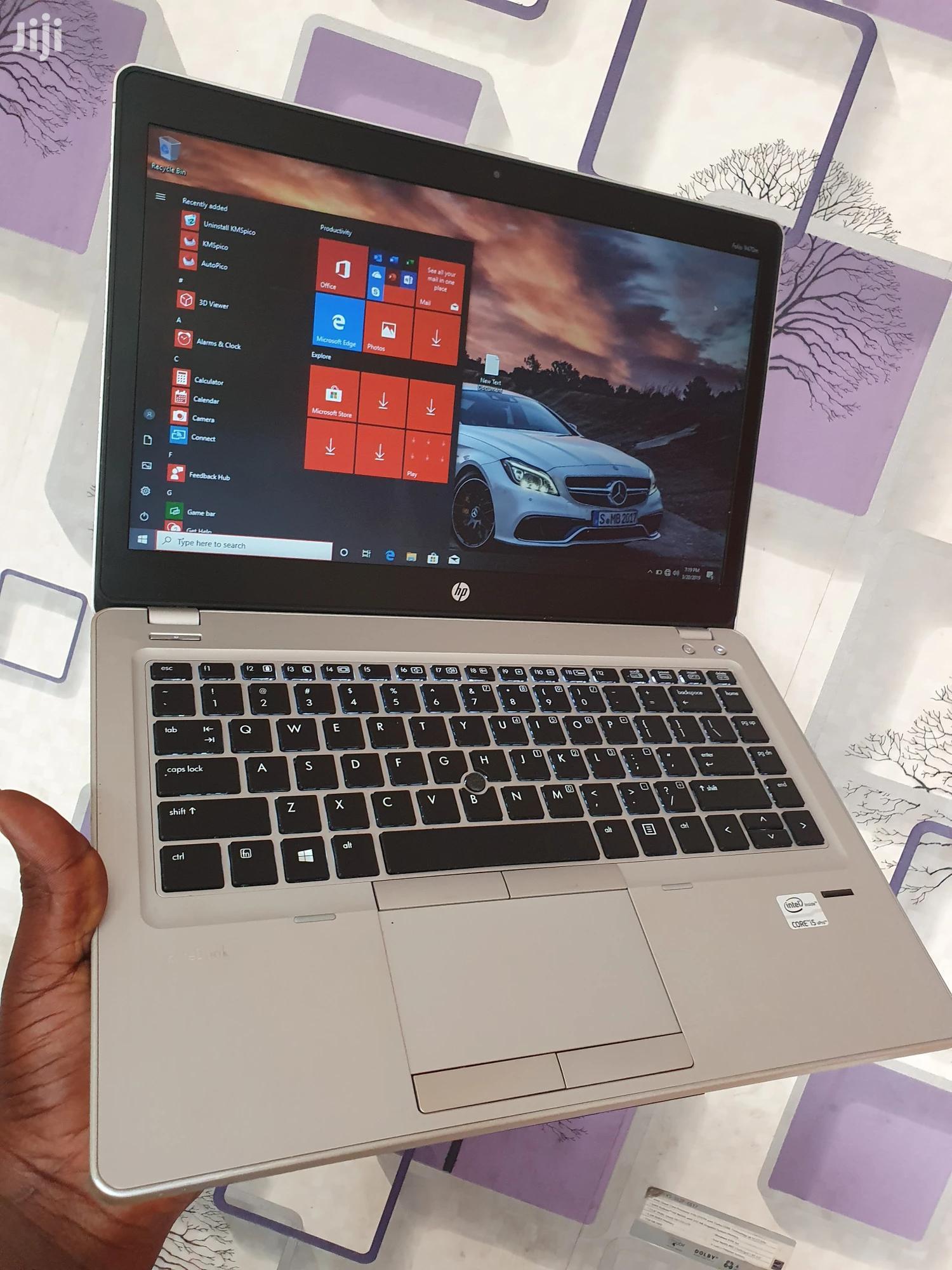 Archive: Laptop HP EliteBook Folio 9470M 4GB Intel Core i5 HDD 500GB
