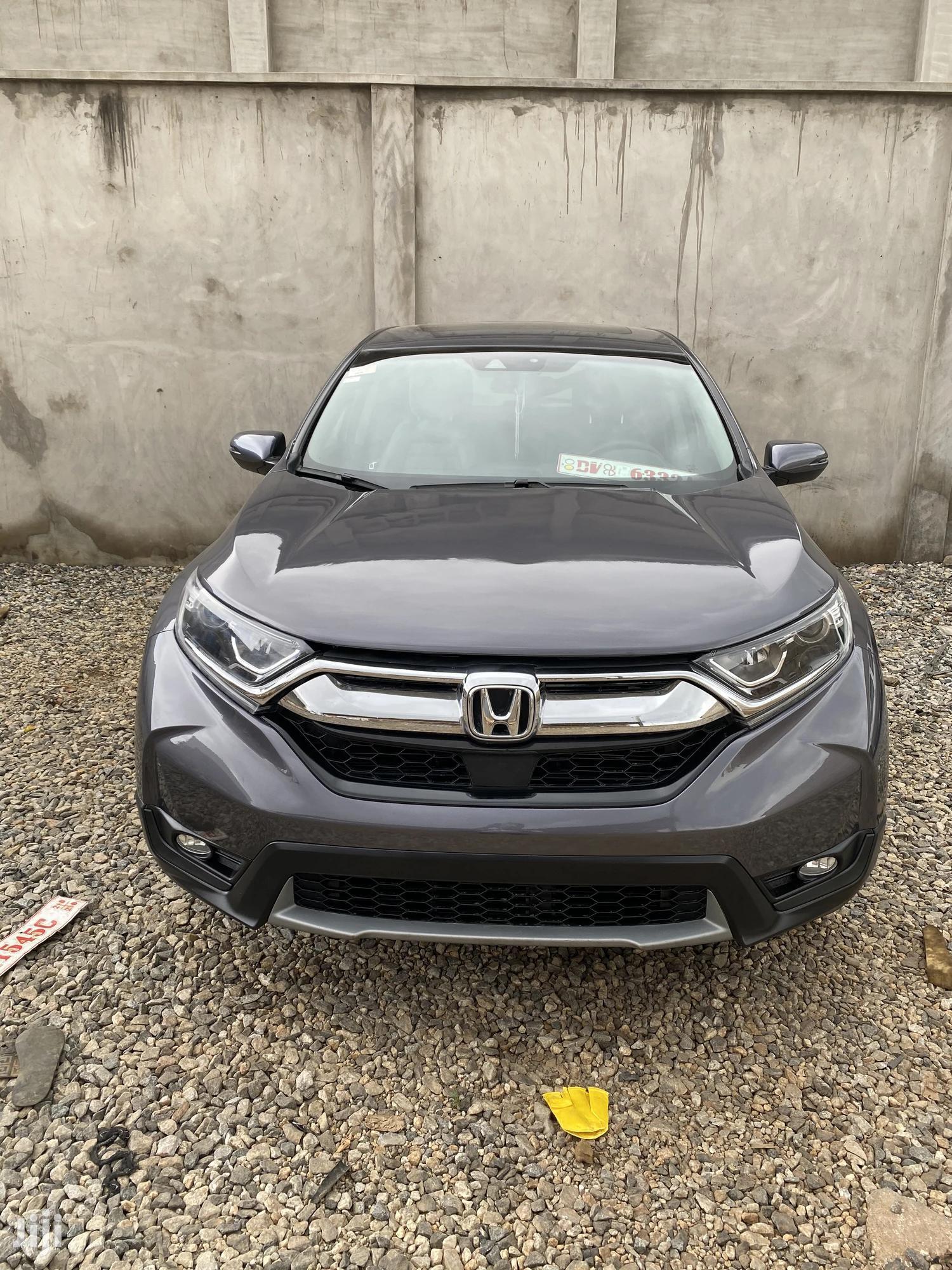 Honda CR-V 2017 Gray   Cars for sale in Dansoman, Greater Accra, Ghana