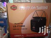 Elbee 1000VA Step Up/Step Down Transformer   Electrical Equipment for sale in Greater Accra, Akweteyman