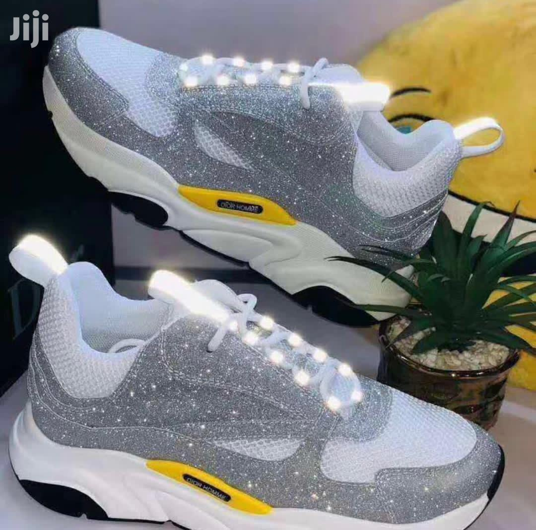 Archive: Dior Home Sneakers