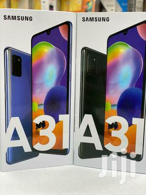 New Samsung Galaxy A31 128 GB Black | Mobile Phones for sale in Greater Accra, Dansoman