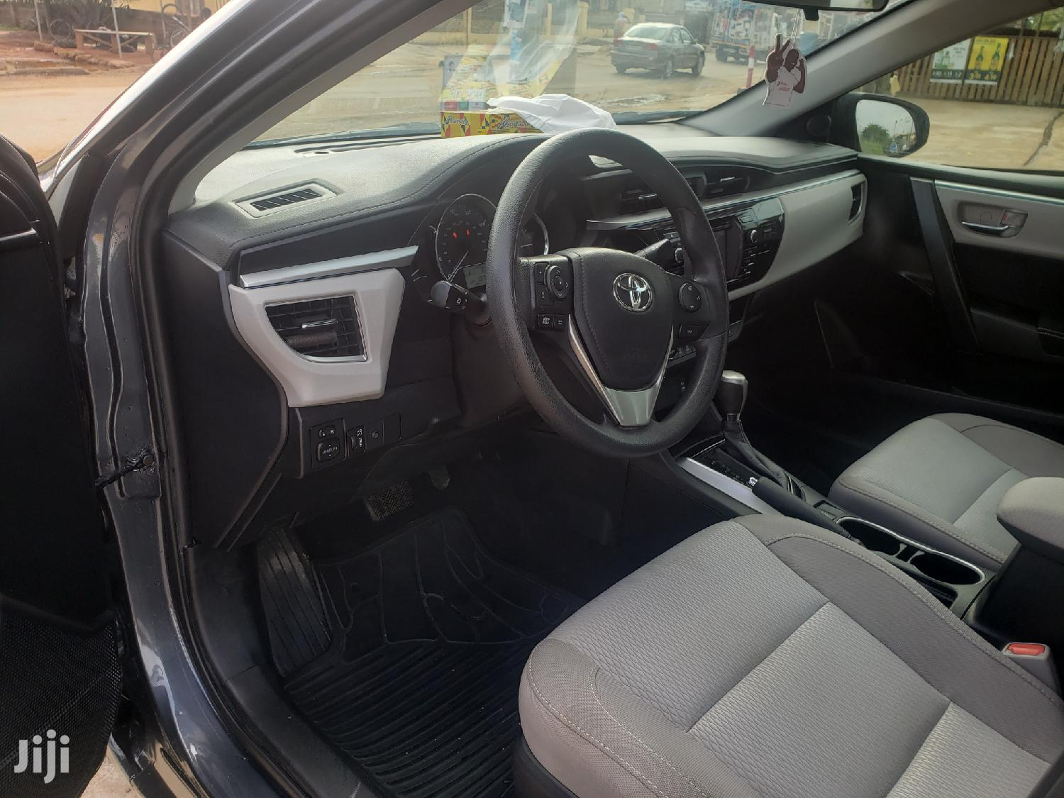 Toyota Corolla 2016 Gray | Cars for sale in Accra Metropolitan, Greater Accra, Ghana