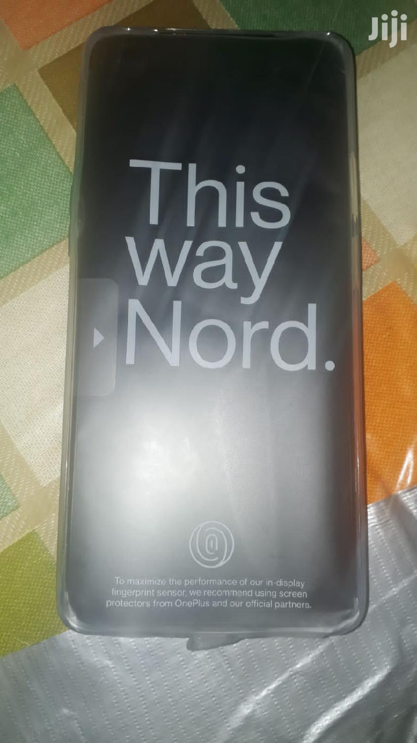 Archive: New OnePlus Nord 256 GB Silver