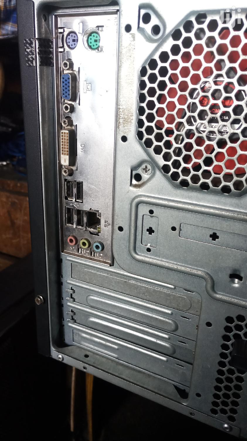 Archive: Desktop Computer Acer 4GB Intel Core i5 HDD 500GB