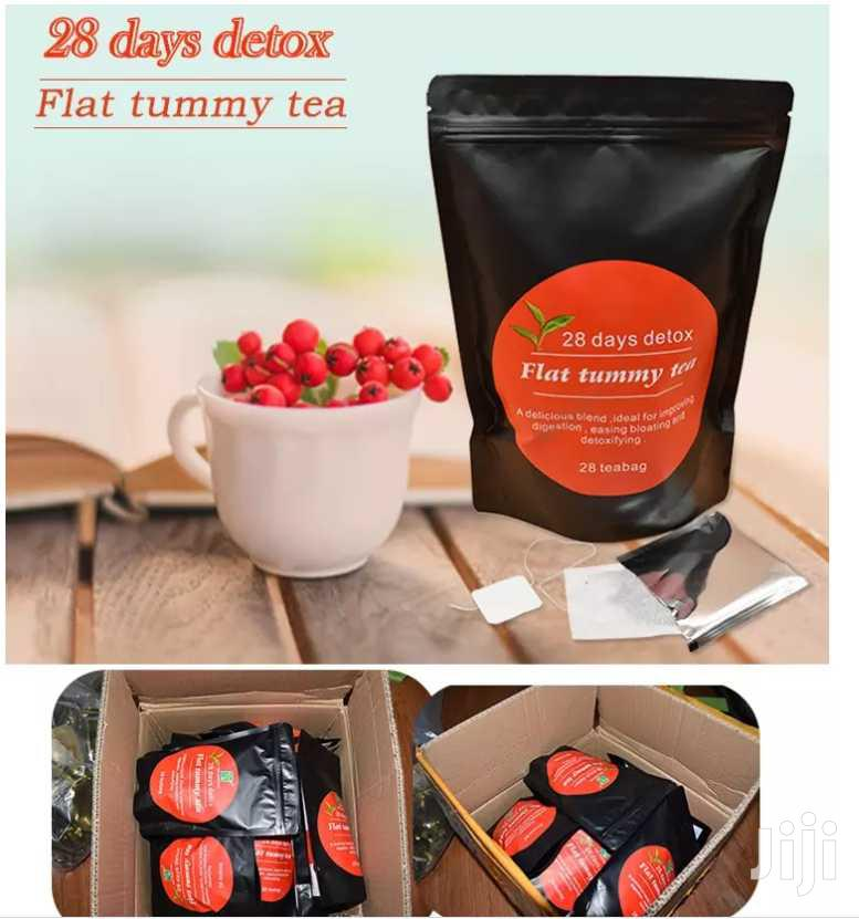 Flat Tummy Atea 28 Day's Detox | Meals & Drinks for sale in Achimota, Greater Accra, Ghana