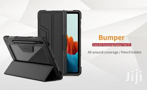 Samsung Galaxy Tab S7 | S7 Plus Bumper Case | Accessories for Mobile Phones & Tablets for sale in Greater Accra, Kokomlemle