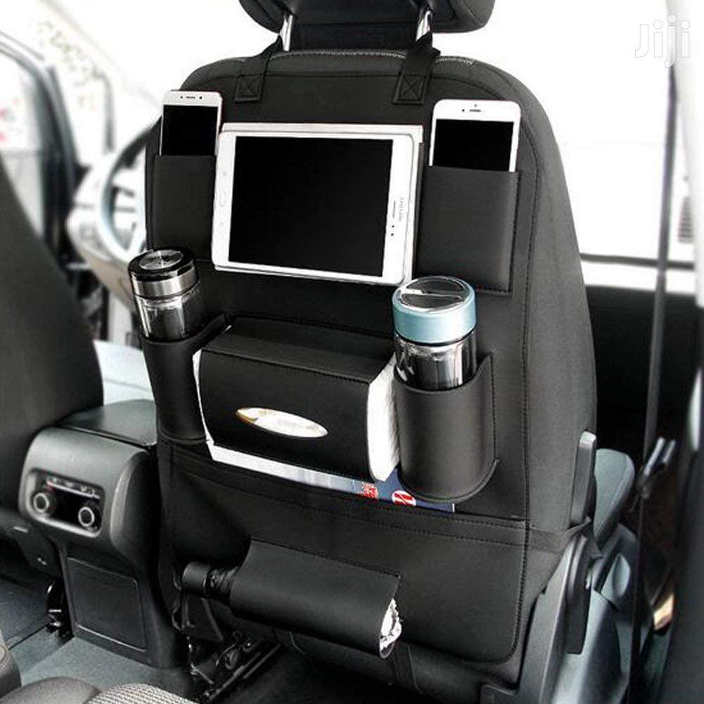 Car Seat Multi Pocket Storage Organiser (1x)
