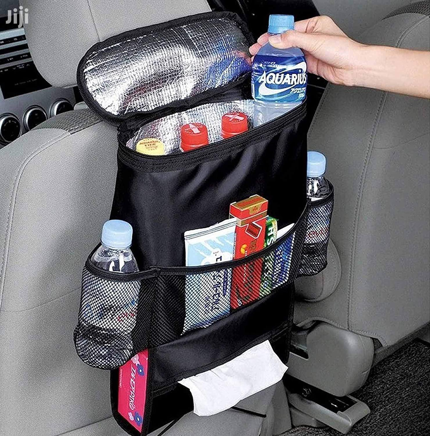 Car Seat Multi Pocket Storage Organiser (1x)   Vehicle Parts & Accessories for sale in Accra Metropolitan, Greater Accra, Ghana