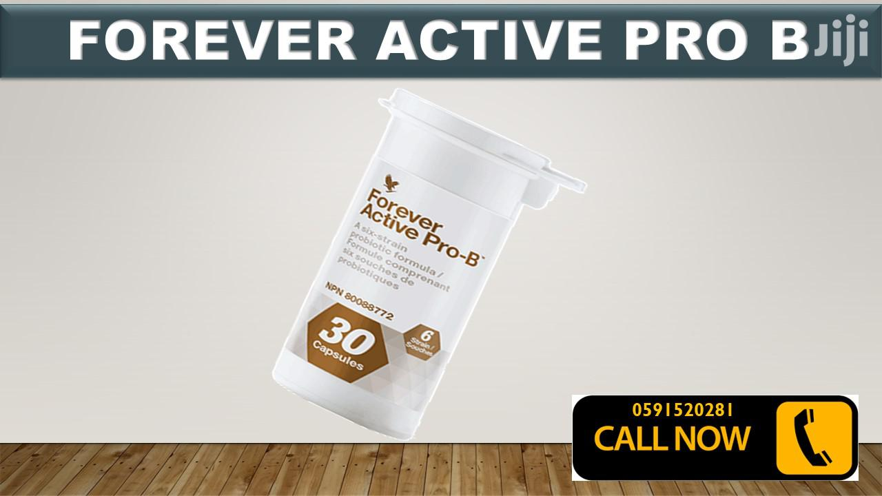 Archive: Benefits Of Forever Active PRO B In Kumasi
