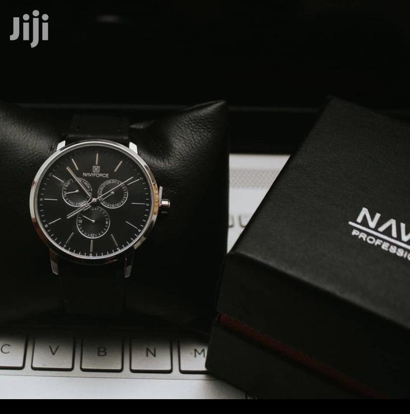 Archive: Naviforce Watch