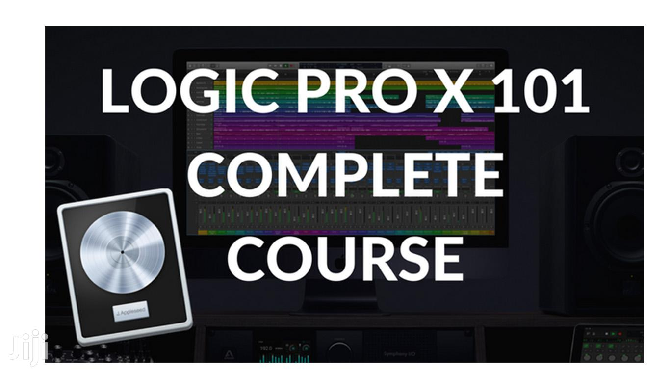 Complete Logic Pro X Masterclass Video Tutorial