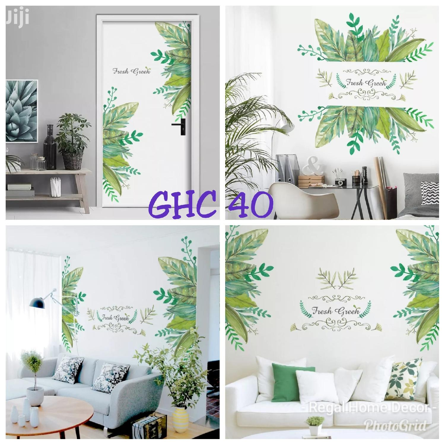 Floral Wall Stickers   Home Accessories for sale in Accra Metropolitan, Greater Accra, Ghana