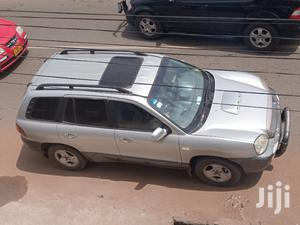 Hyundai Santa Fe 2001 Gray   Cars for sale in Greater Accra, Adenta