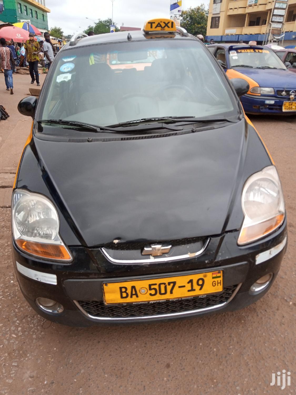 Archive: Chevrolet Matiz 2009 0.8 S Black
