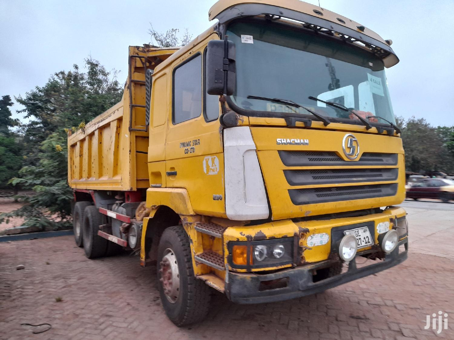 Archive: Shacman Tipper Truck