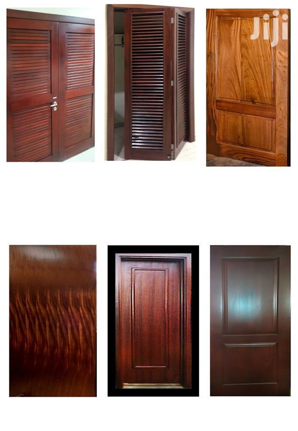 Wooden Doors | Doors for sale in East Legon, Greater Accra, Ghana