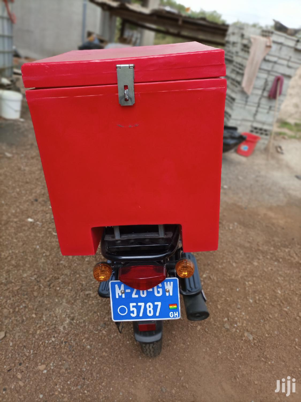 Archive: New Bajaj 2020 Red