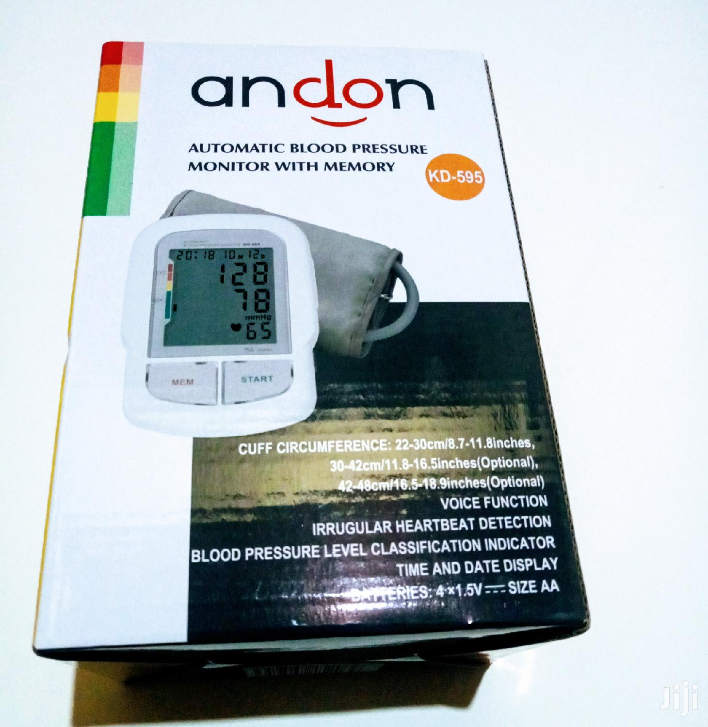 Automatic Blood Pressure Monitor | Medical Equipment for sale in Cantonments, Greater Accra, Ghana