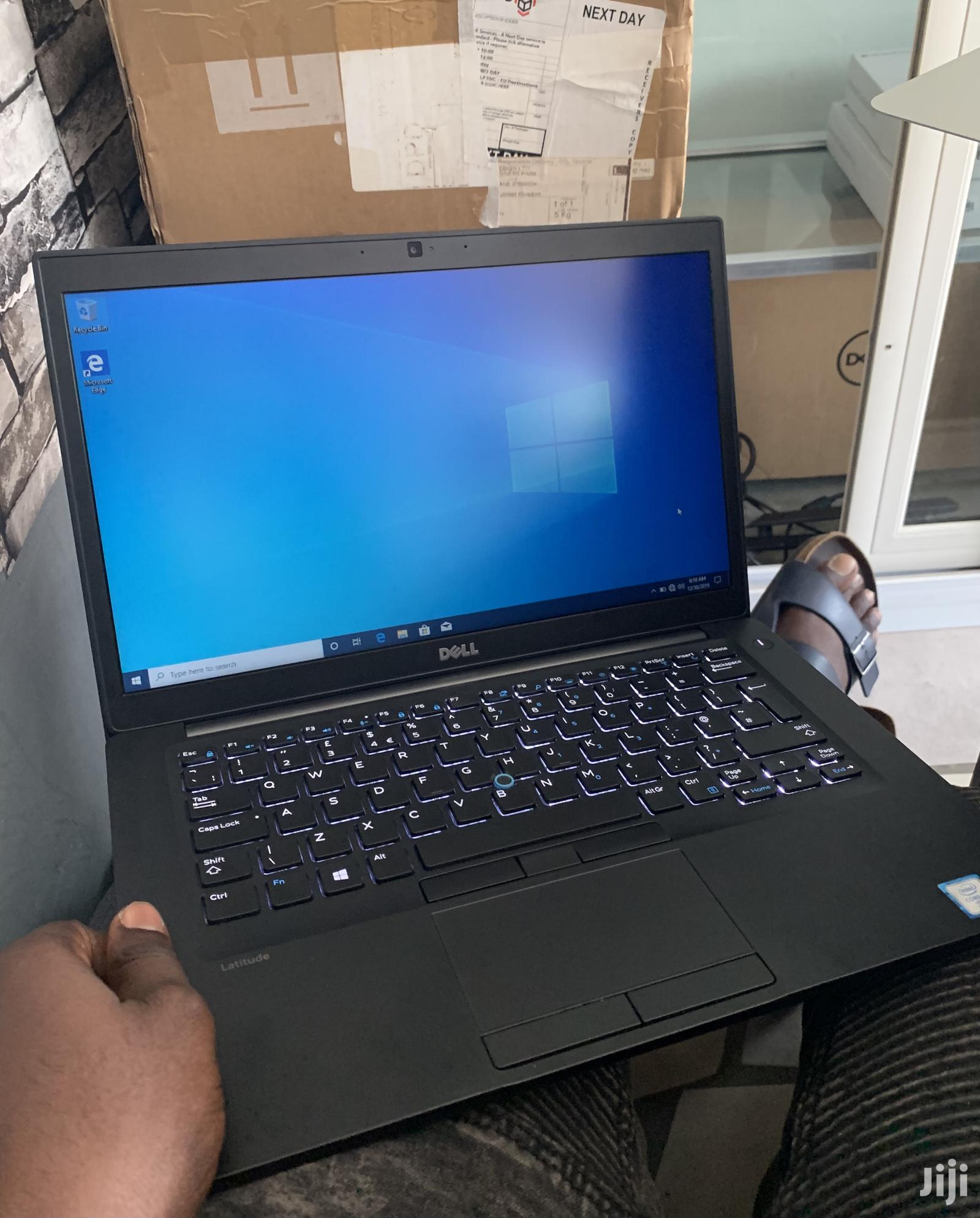 Laptop Dell Latitude 5491 8GB Intel Core I5 SSHD (Hybrid) 500GB
