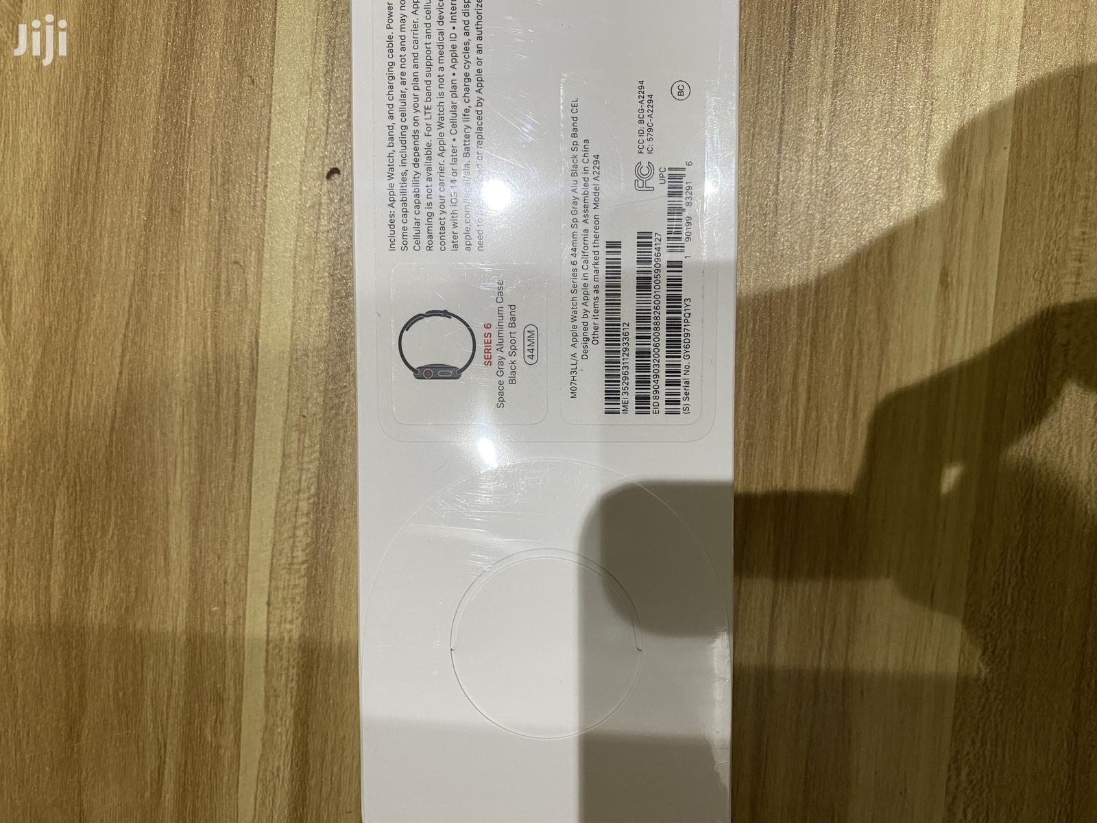 Archive: Apple Watch Series 6 44MM GPS & CELLULAR
