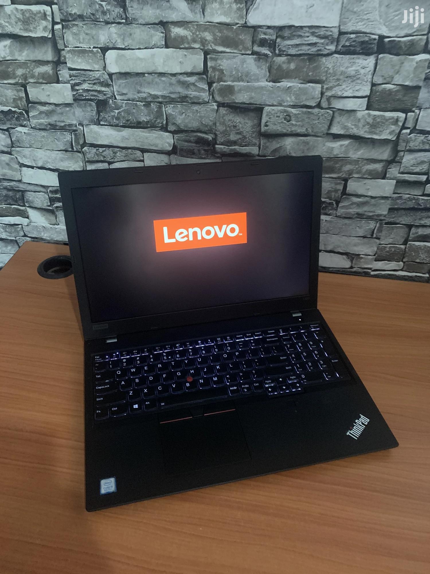 Laptop Lenovo ThinkPad L580 8GB Intel Core I5 HDD 500GB