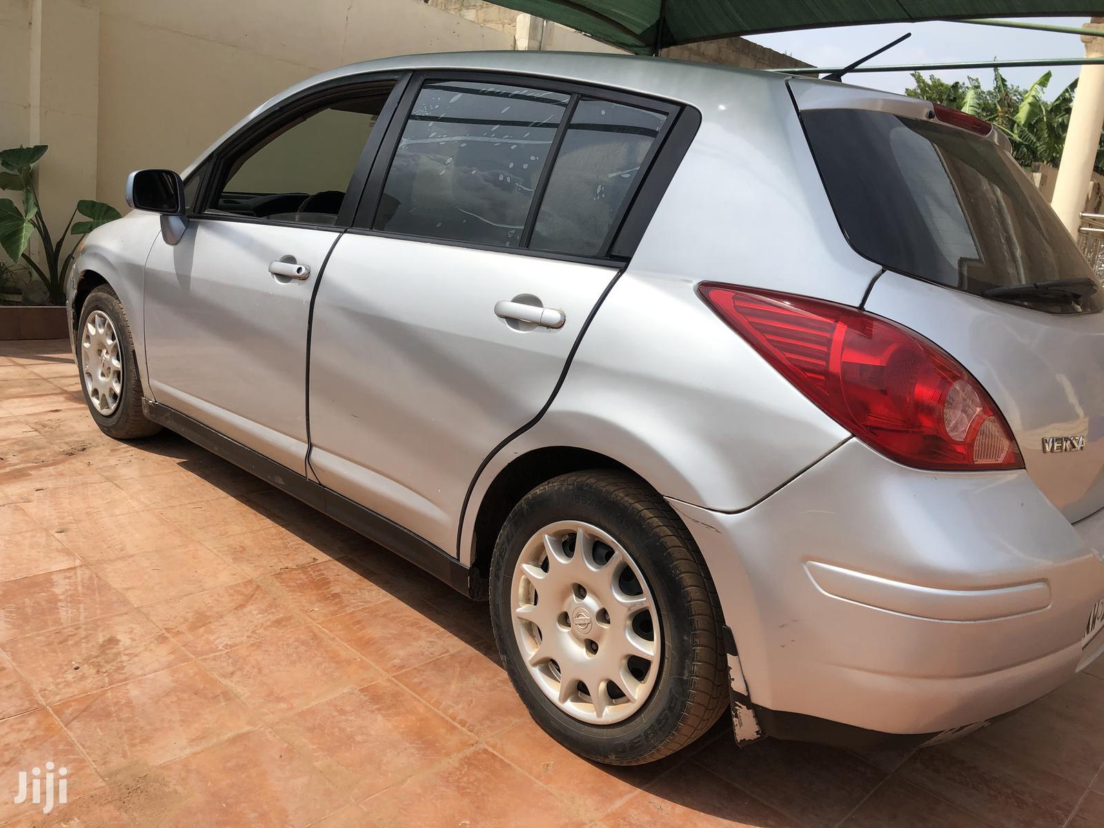 Archive Nissan Versa 2009 Hatchback 1 8 S Silver In Achimota Cars Nana Sarpong Jiji Com Gh