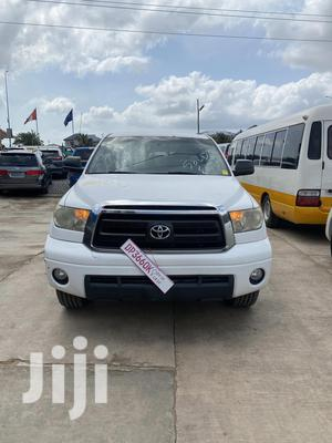 Toyota Tundra 2011 Double Cab 4x4 Limited White   Cars for sale in Greater Accra, Accra Metropolitan