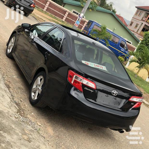 Toyota Camry 2012 Black | Cars for sale in Achimota, Greater Accra, Ghana