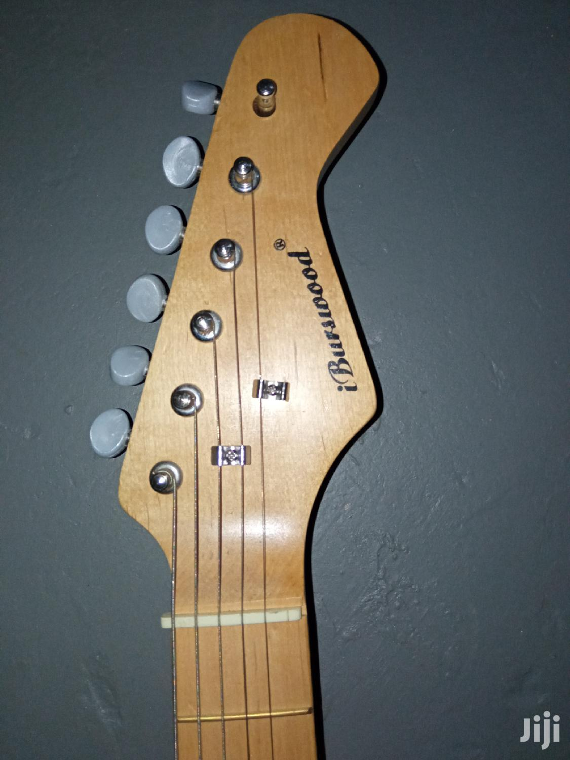 Archive: Burswood Electric Guitar