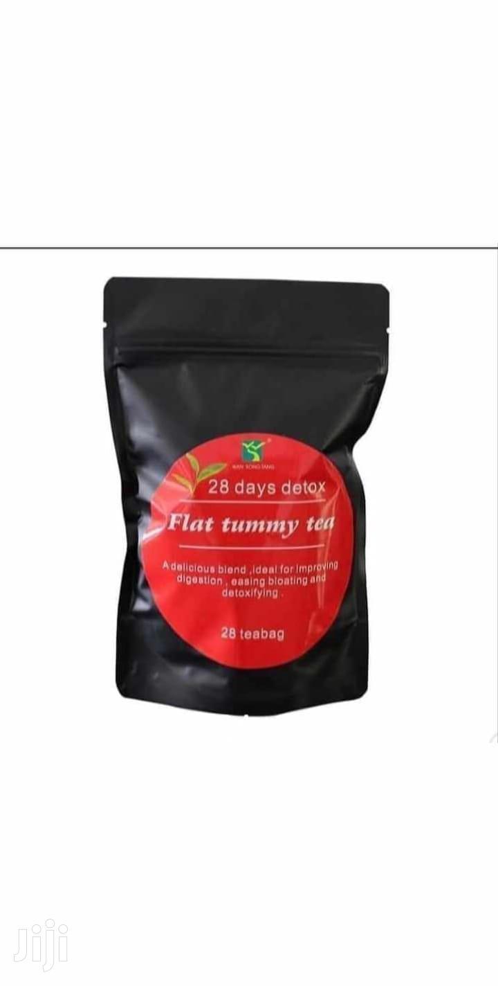 Flat Tummy Detox Tea