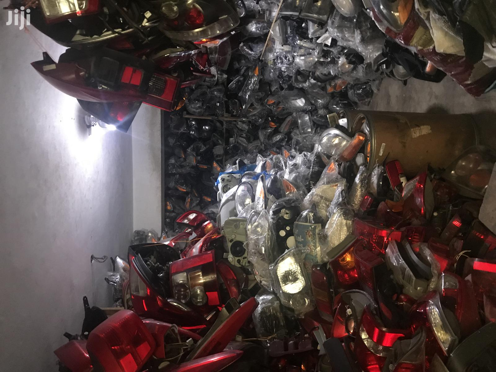 All Kinds Of Home Used Car Headlight | Vehicle Parts & Accessories for sale in Abossey Okai, Greater Accra, Ghana