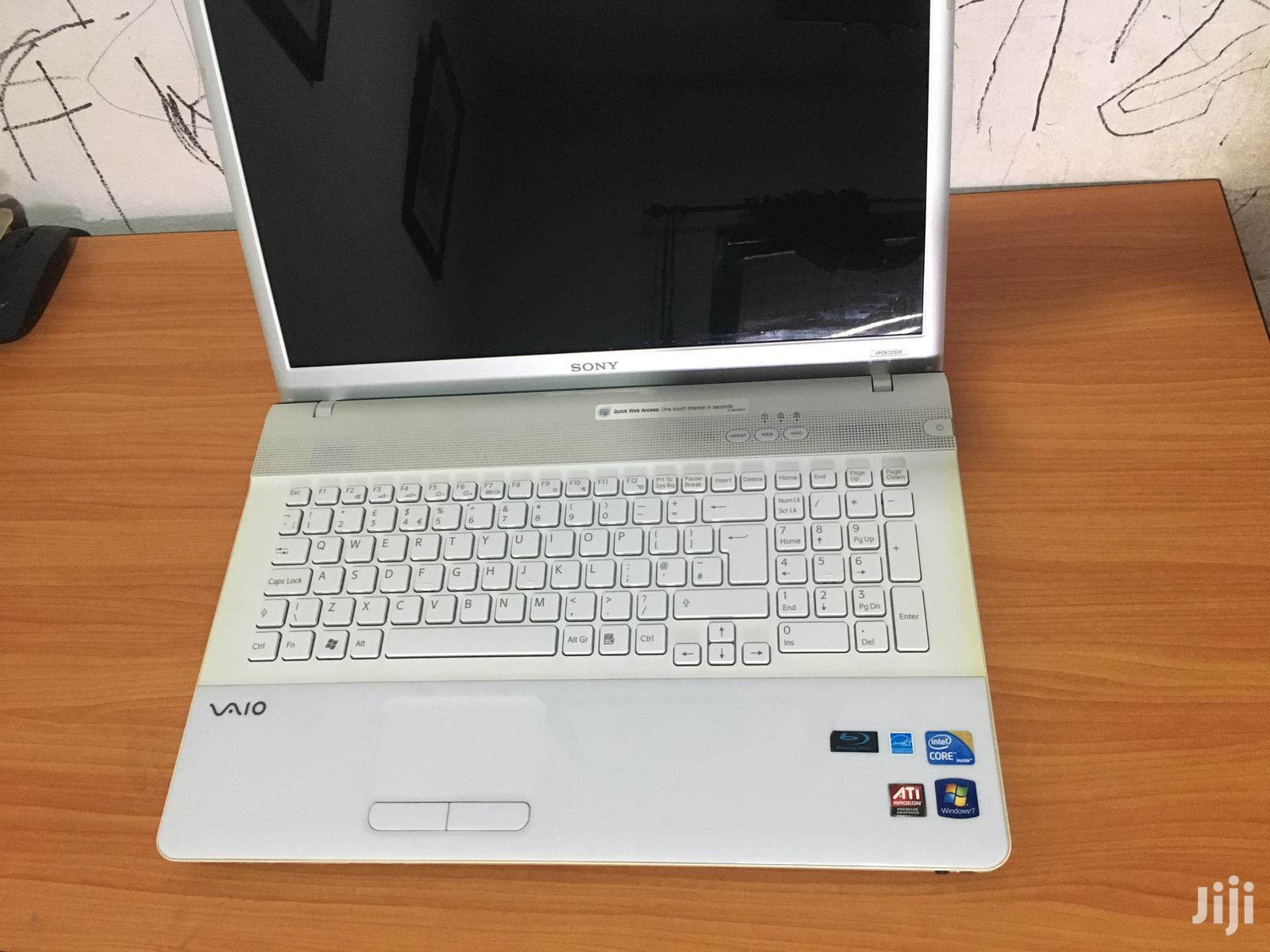 Archive: Laptop Sony 4GB Intel Core I5 HDD 500GB
