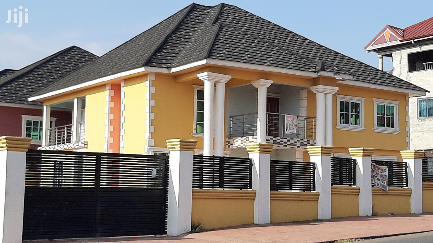 Executive 5 Bedrooms House for Sale at Tech Asokromampong | Houses & Apartments For Sale for sale in Kumasi Metropolitan, Ashanti, Ghana