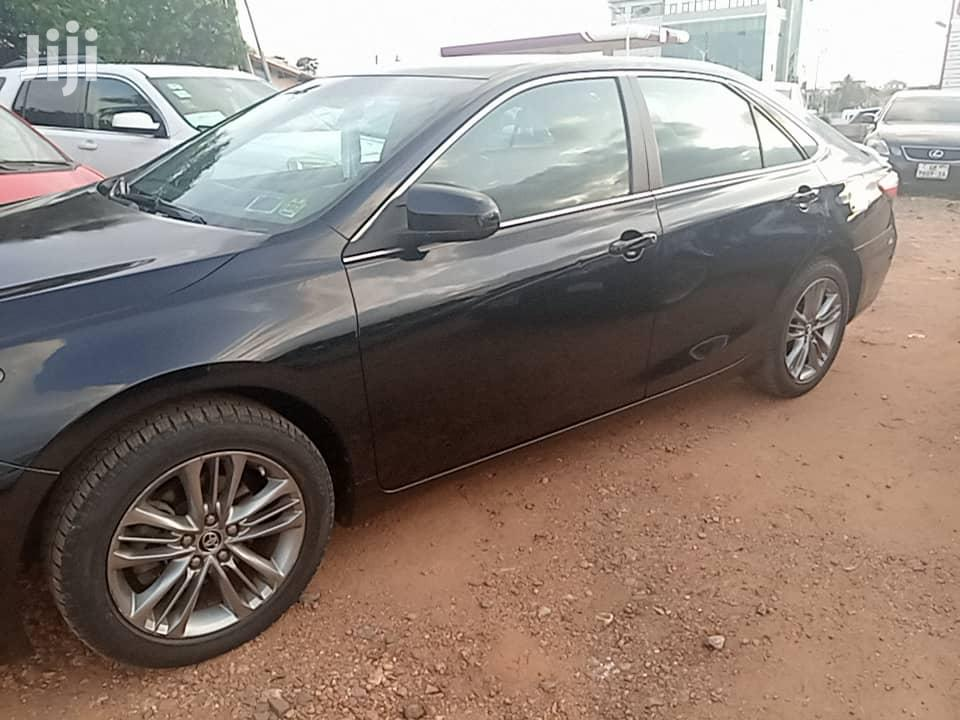Toyota Camry 2012 Black | Cars for sale in Ga South Municipal, Greater Accra, Ghana