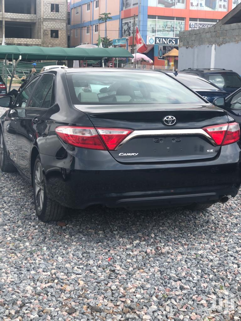 Toyota Camry 2017 Black | Cars for sale in Achimota, Greater Accra, Ghana