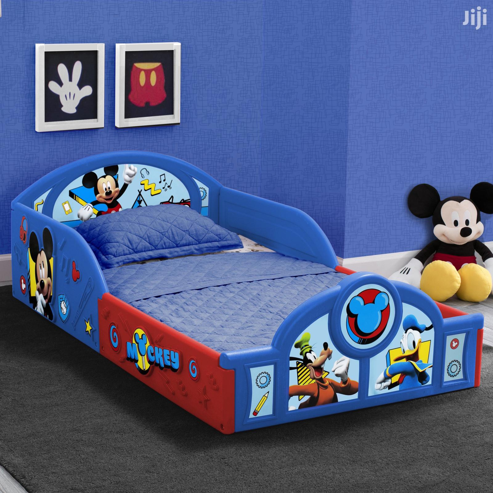 Archive: Toddler Bed