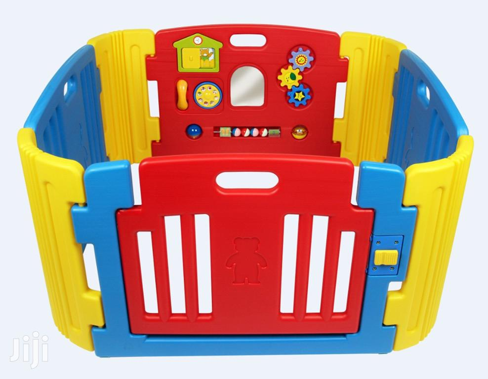 Archive: Teddy Kids Playpen