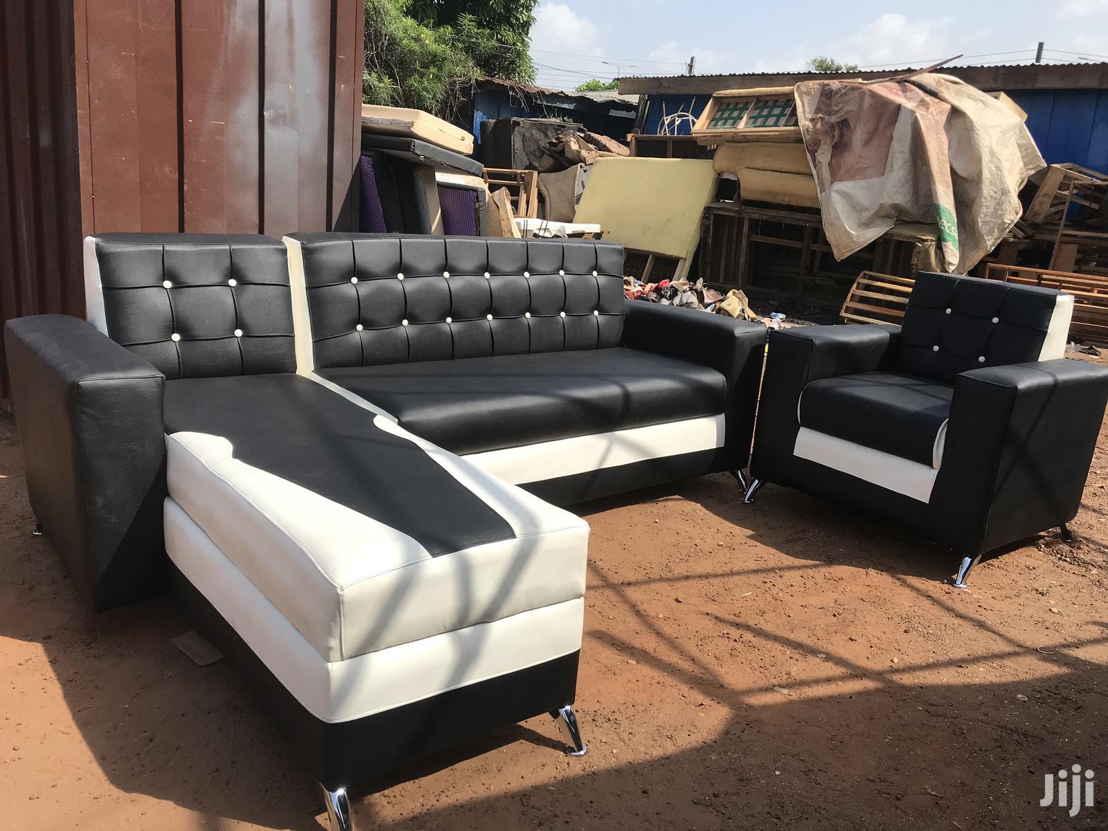 Leather Furniture Sofa
