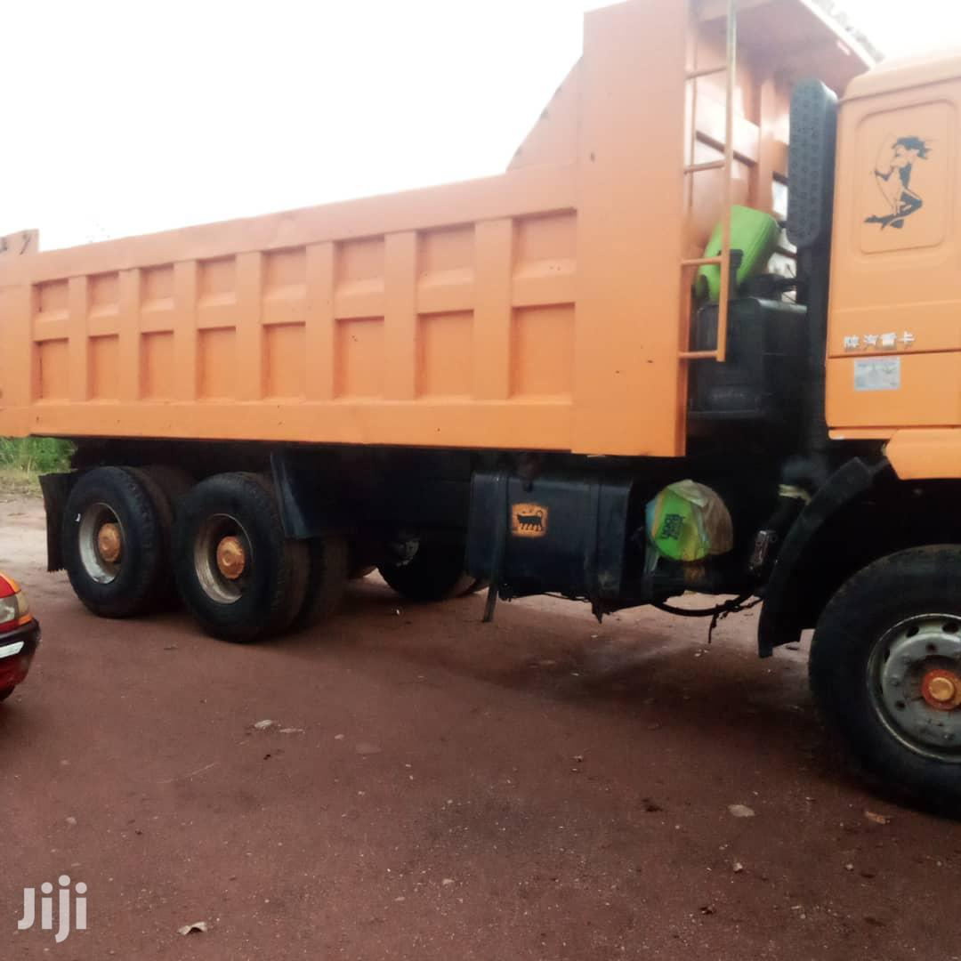 Shacman Tipper Truck for a Quick Sale in Sunyani | Trucks & Trailers for sale in Sunyani Municipal, Brong Ahafo, Ghana